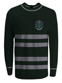 Harry Potter: Slytherin - Jacquard Sweater (Large)
