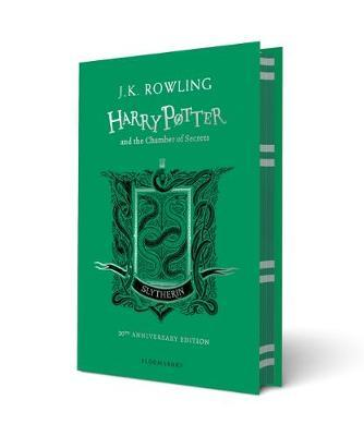 Harry Potter and the Chamber of Secrets - Slytherin Edition by J.K. Rowling image