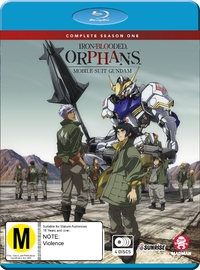 Mobile Suit Gundam: Iron-blooded Orphans Complete - Season 1 on Blu-ray
