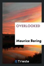 Overlooked by Maurice Baring image