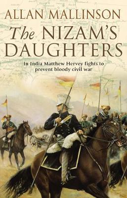 The Nizam's Daughters by Allan Mallinson image