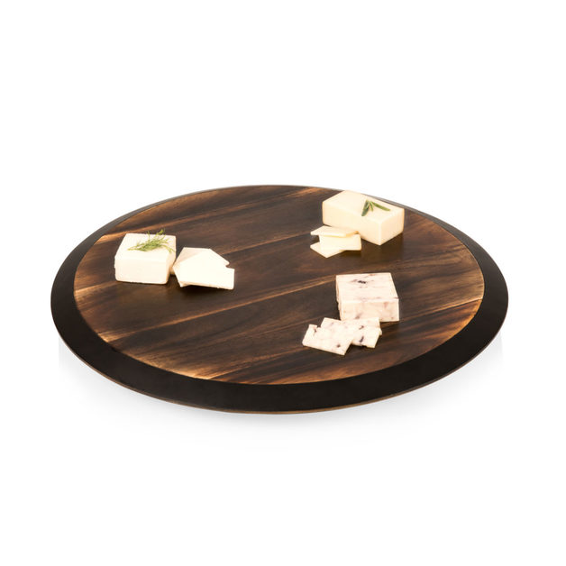 Picnic Time: Lazy Susan Serving Tray