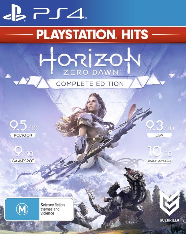 Horizon: Zero Dawn Complete Edition for PS4