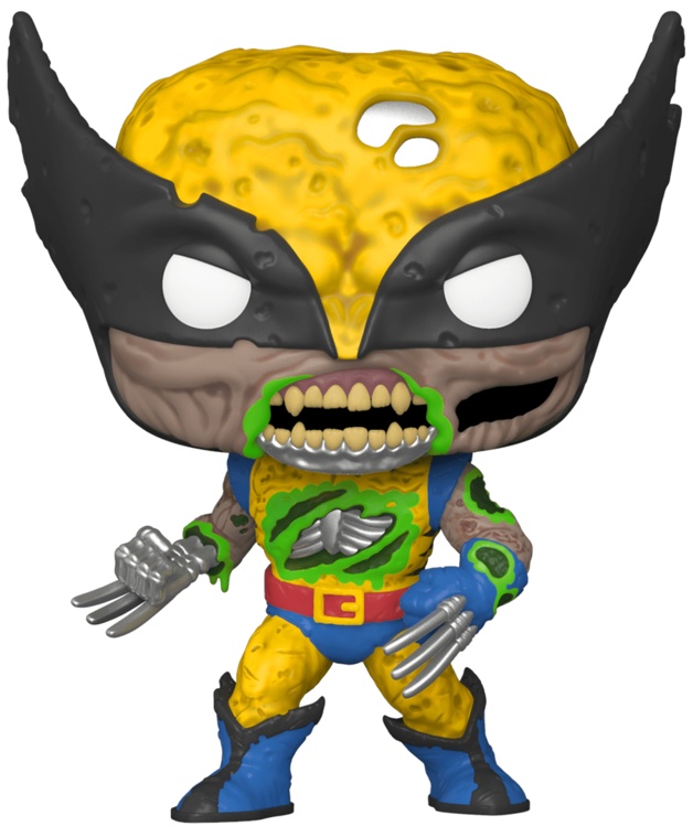 Marvel Zombies - Wolverine Pop! Vinyl Figure