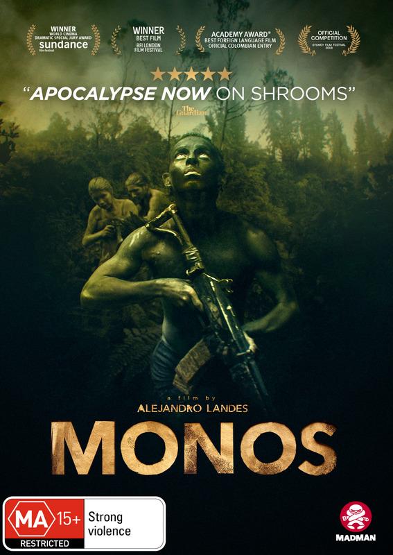 Monos on DVD