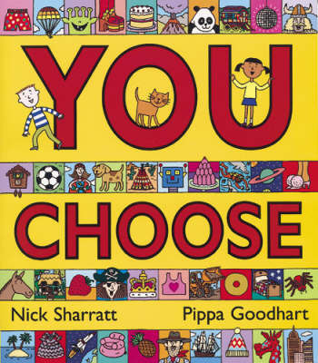 You Choose! by Pippa Goodhart image