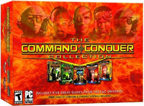 Command & Conquer Collection for PC