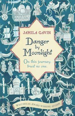 Danger by Moonlight by Jamila Gavin