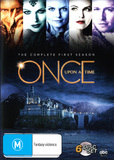 Once Upon a Time - The Complete First Season on DVD