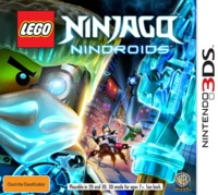 LEGO Ninjago Droids for Nintendo 3DS