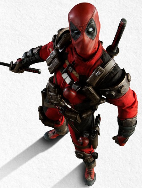 "Marvel Deadpool 12"" Figure"