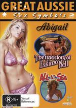 Great Aussie Sex Symbols - Abigail (2 Disc Set) on DVD