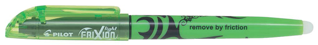 Pilot: Frixion Erasable Highlighter - Green