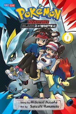 Pokemon Adventures: Black 2 & White 2, Vol. 1 by Hidenori Kusaka