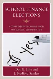 School Finance Elections by Don E. Lifto image