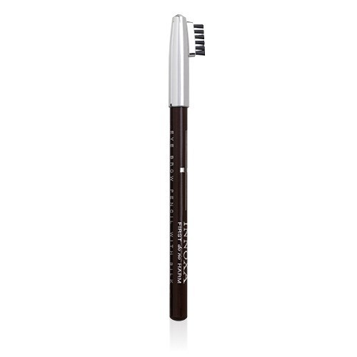 Innoxa Eyebrow Pencil - Brownish Black
