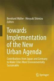 Towards the Implementation of the New Urban Agenda