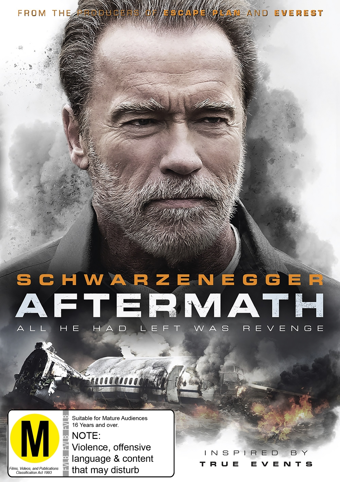 Aftermath on DVD image