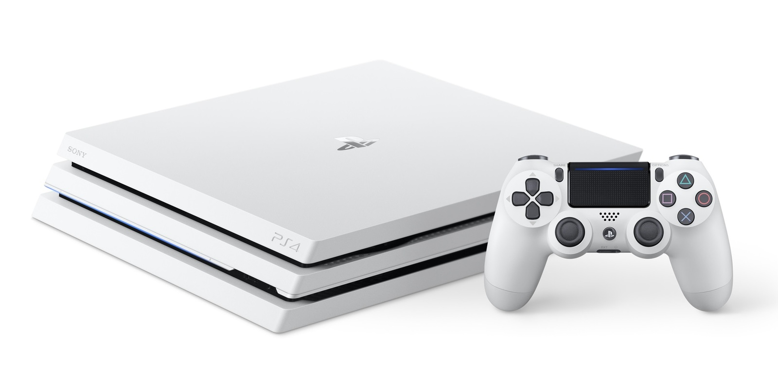 PlayStation 4 PRO 1TB Console - White