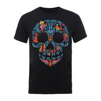 Coco: Mens T-Shirt - Skull (Small)