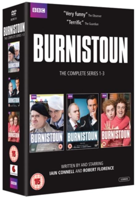 Burnistoun Series 1-3 Boxset on DVD