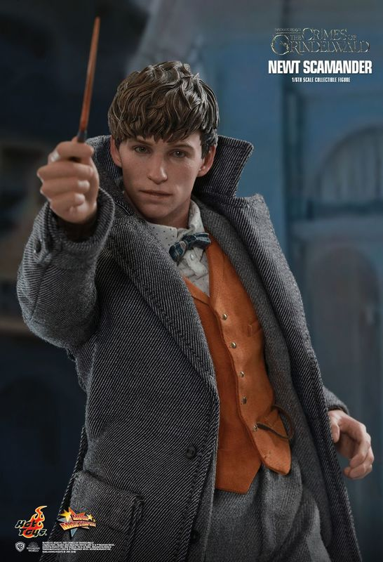 "Fantastic Beasts: Newt Scamander - 12"" Articulated Figure"