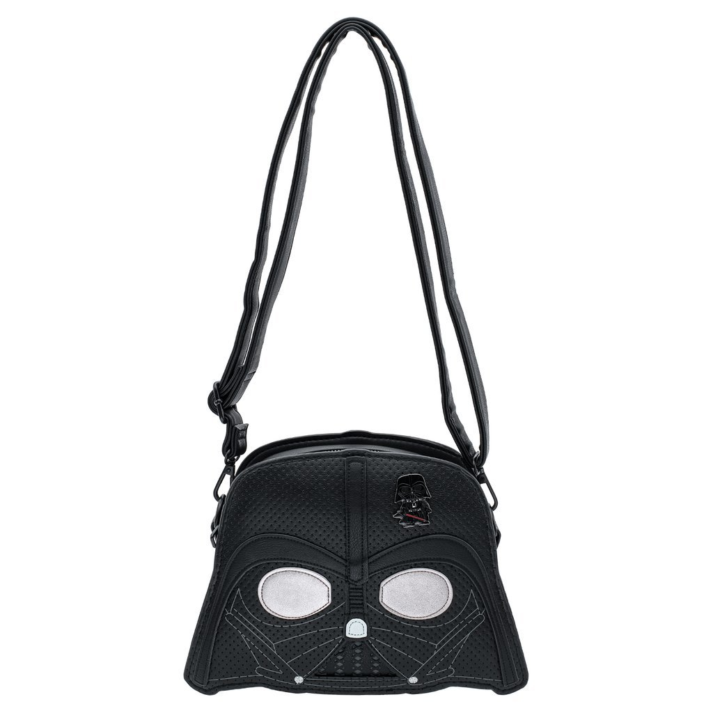 Loungefly: Star Wars Darth Vader Collector Cross Body with Pin image