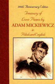 Treasury of Love Poems by Adam Mickiewicz image