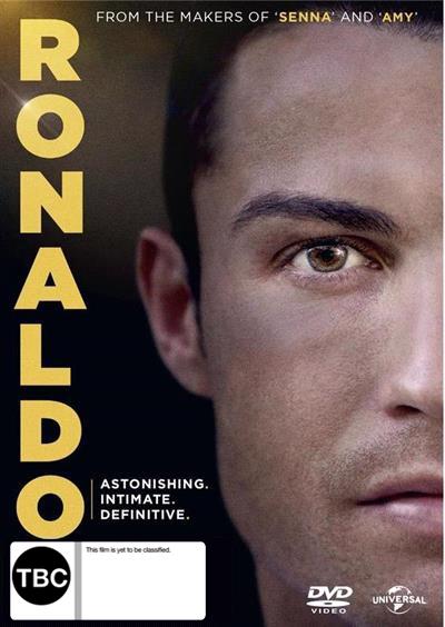 Ronaldo on DVD image