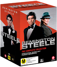 Remington Steele: The Complete Collection on DVD