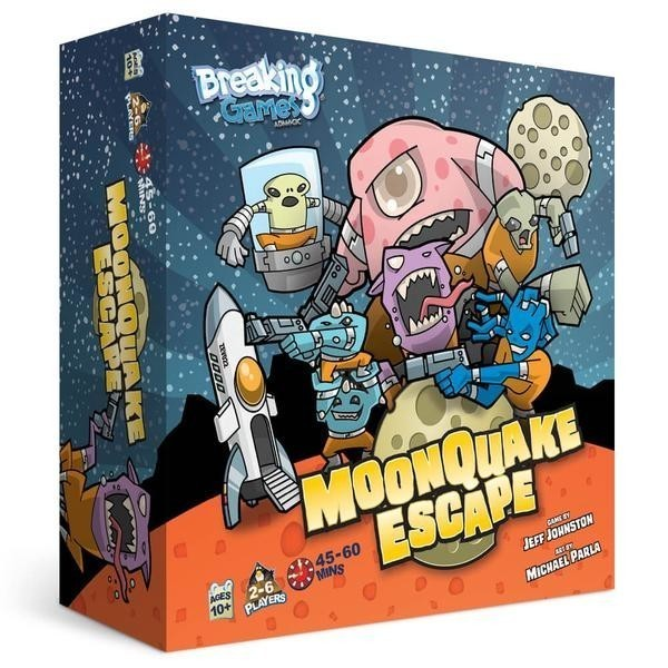 Moonquake Escape image