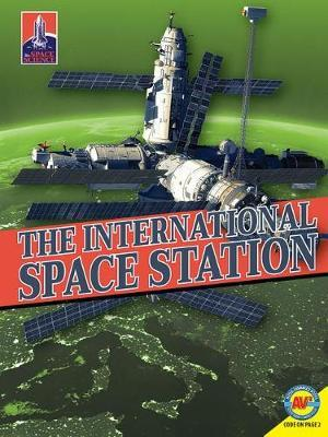 The International Space Station by David Baker image
