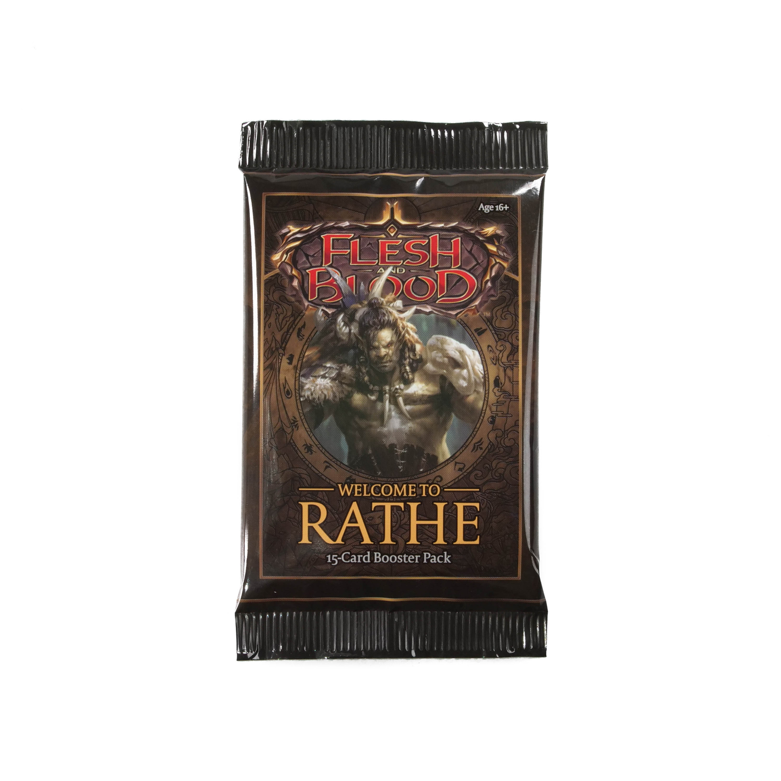 Flesh and Blood TCG: Welcome to Rathe Single Booster image