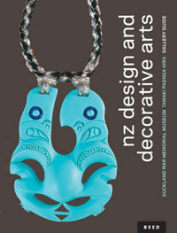 NZ Design & Decorative Arts: Auckland Museum Gallery Guide Series image