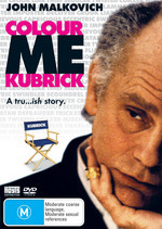 Colour Me Kubrick on DVD