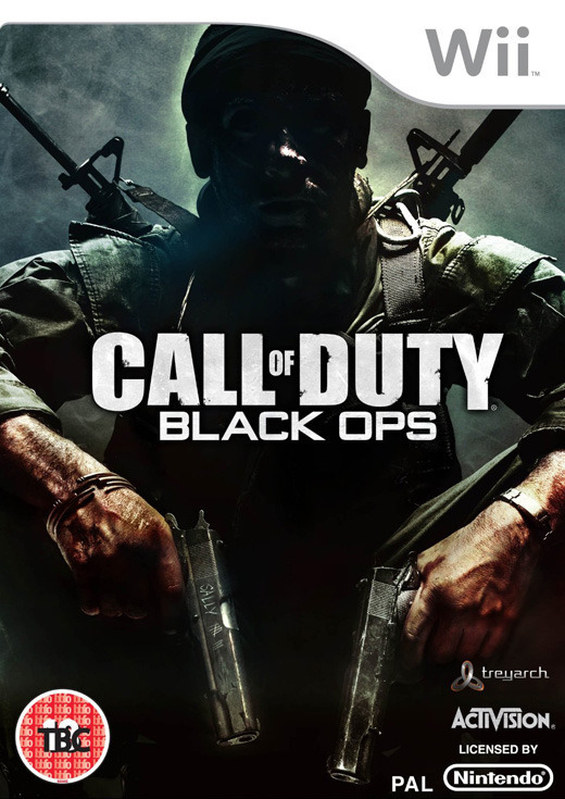 Call of Duty: Black Ops for Wii