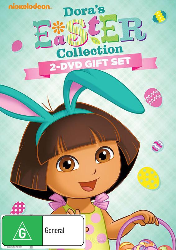 Dora the Explorer: Dora's Easter Collection on DVD