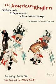 The American Rhythm by Mary Austin image