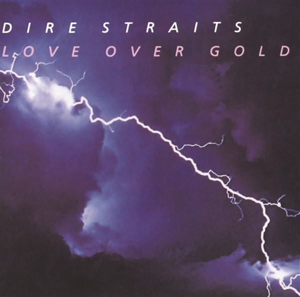 Love Over Gold (LP) by Dire Straits image