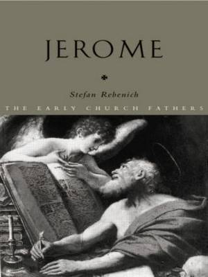 Jerome by Stefan Rebenich