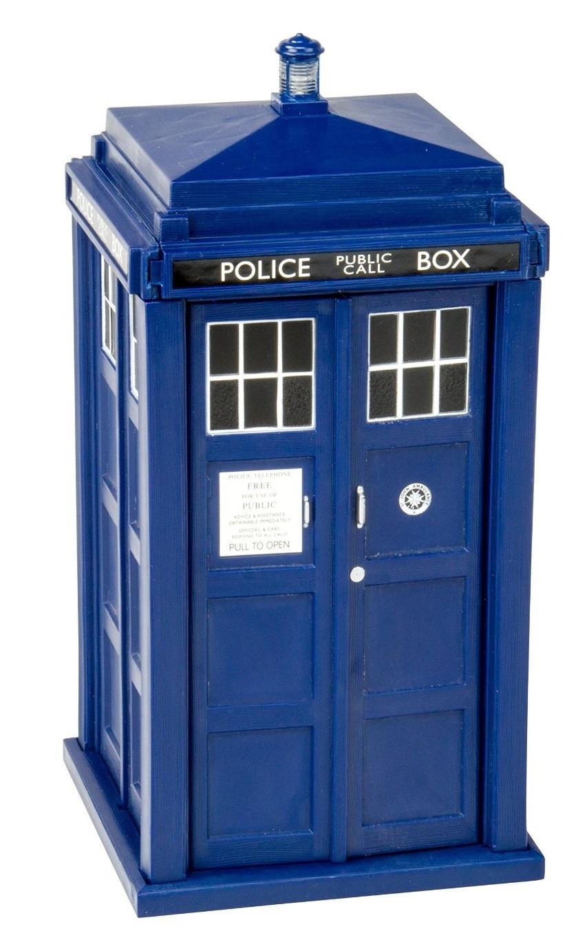 Doctor Who - Talking Tardis Money Box image