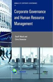 Corporate Governance and Human Resource Management by Geoffrey Wood