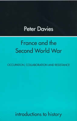 France and the Second World War by Peter Davies image