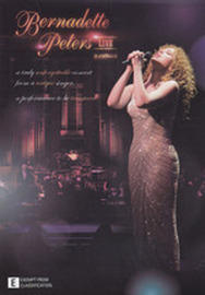 An Evening with Bernadette Peters on DVD