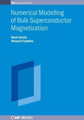 Numerical Modelling of bulk superconductor magnetization by Mark Ainslie image