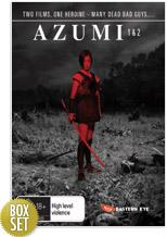 Azumi 1 And 2 (2 Disc Box Set) on DVD