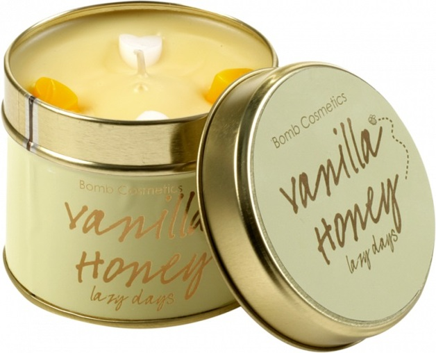 Bomb Cosmetics Candle - Vanilla Honey
