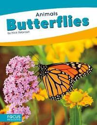 Butterflies by Nick Rebman