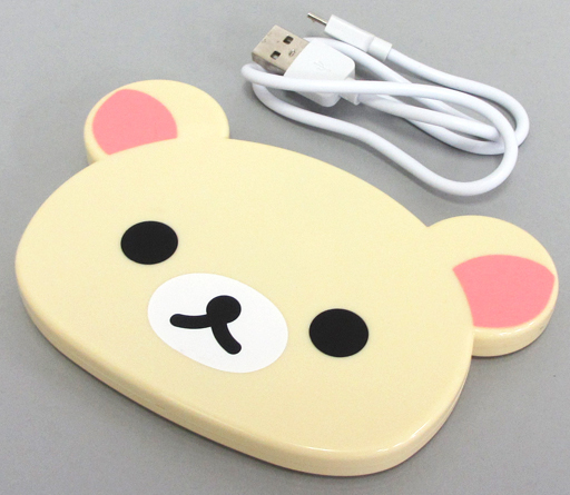 Wireless Smartphone Charger: Ko-Rirakkuma