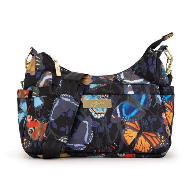 Ju-Ju-Be: Hobobe Diaper Purse - Social Butterfly